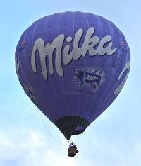 OE-AZM - 2001 Kubicek BB-45, c/n: 177 at 2010 Bristol Balloon Fiesta