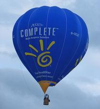 G-CEJZ - 2007 Cameron Balloons Ltd CAMERON C-90, c/n: 10970 at 2010 Bristol Balloon Fiesta