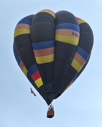 G-BSLI - 1990 Cameron Balloons Ltd CAMERON V-77, c/n: 2115 at 2010 Bristol Balloon Fiesta