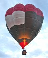 G-BWKV - 1996 Cameron Balloons Ltd CAMERON V-77, c/n: 3780 at 2010 Bristol Balloon Fiesta
