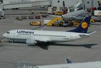 D-ABXE @ LOWW - Lufthansa Boeing 737-300 - by Dietmar Schreiber - VAP