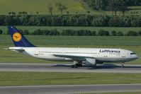 D-AIAL @ LOWW - Lufthansa Airbus 300-600 - by Dietmar Schreiber - VAP