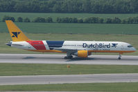 PH-DBB @ LOWW - Dutchbird Boeing 757-200
