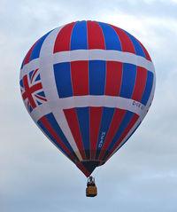 G-UKUK - 1996 Head Balloons Inc HEAD AX8-105, c/n: 248 at 2010 Bristol Balloon Fiesta