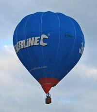 G-CEUV - CAMERON BALLOONS LTD  Type: CAMERON C-90  Serial No.: 11078  at 2010 Bristol Balloon Fiesta