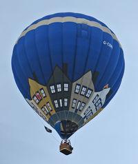 G-CBMK - 2002 Cameron Balloons Ltd CAMERON Z-120, c/n: 10293 at 2010 Bristol Balloon Fiesta