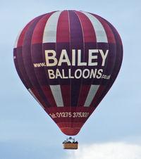 G-CDIH - 2005 Cameron Balloons Ltd CAMERON Z-275, c/n: 10613 at 2010 Bristol Ballon Fiesta
