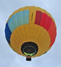 G-SFSL - 2002 Cameron Balloons Ltd CAMERON Z-105, c/n: 10308 at 2010 Bristol Balloon Fiesta