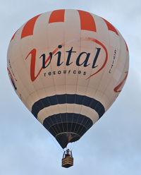 G-VITL - 2000 Lindstrand Balloons Ltd LBL 105A, c/n: 720 at 2010 Bristol Balloon Fiesta