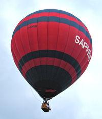 G-ENGR - HEAD BALLOONS INC  Type: HEAD AX8-105  Serial No.: 380  at 2010 Bristol Balloon Fiesta