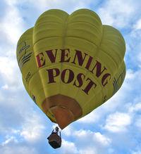 G-BVOC - 1994 Cameron Balloons Ltd CAMERON V-90, c/n: 3291 at 2010 Bristol Balloon Fiesta