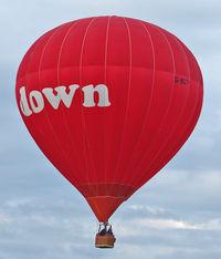 G-BZYY - 2001 Cameron Balloons Ltd CAMERON N-90, c/n: 10130 at 2010 Bristol Balloon Fiesta