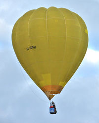 G-BPHU - 1988 Thunder And Colt Ltd THUNDER AX7-77, c/n: 1365 at 2010 Bristol Balloon Fiesta