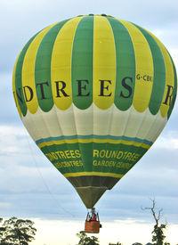 G-CBKI - 2002 Cameron Balloons Ltd CAMERON Z-90, c/n: 10236 at 2010 Bristol Balloon Fiesta