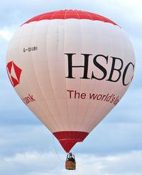 G-DUBI - HSBC's 2006 Lindstrand Hot Air Balloons Ltd LBL 120A, c/n: 1123 at 2010 Bristol Balloon Fiesta