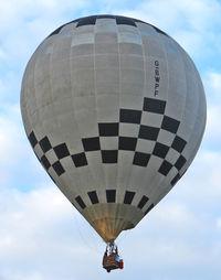 G-BWPF - 1996 Sky Balloons Ltd SKY 120-24, c/n: 028 at 2010 Bristol Balloon Fiesta