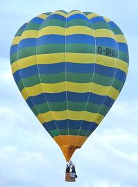 G-BHEU - 1979 Thunder Balloons Ltd THUNDER AX7-65, c/n: 238 at 2010 Bristol Balloon Fiesta