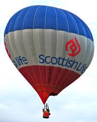 G-SLAC - 1990 Cameron Balloons Ltd CAMERON N-77, c/n: 2295 at 2010 Bristol Balloon Fiesta