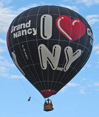F-HANY - Llopis Balloons MA30 at 2010 Bristol Balloon Fiesta