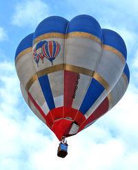 G-BOEK - 1988 Cameron Balloons Ltd CAMERON V-77, c/n: 1658 at 2010 Bristol Balloon Fiesta