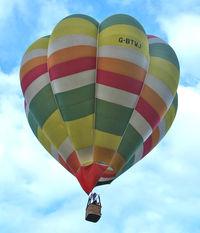 G-BTWJ - 1992 Cameron Balloons Ltd CAMERON V-77, c/n: 2670 at 2010 Bristol Balloon Fiesta