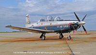 99-3563 @ ADW - early morning Texan II at NAF Washington - by J.G. Handelman
