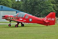 G-ULHI @ EGBP - 1972 Scottish Aviation Ltd BULLDOG SERIES 100 MODEL 101, c/n: BH100/148 at Kemble