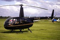 G-SLOK @ EGCB - 2005 Robinson Helicopter Co Inc ROBINSON R44 II, c/n: 10752 at Barton Manchester