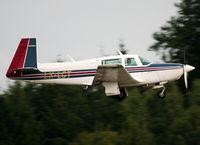 LX-LCT @ ELLX - Landing rwy 24 - by Shunn311