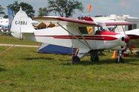 C-FBBJ @ OSH - Airventure 2010 - Oshkosh, Wisconsin - by Bob Simmermon