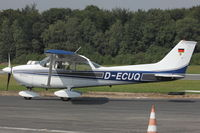 D-ECUQ @ EDLD - Untitled, Reims-Cessna F172M Skyhawk, CN: F17200925 - by Air-Micha