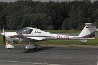 D-ELTV @ EDLD - Gemeinschaft für Luftsport Dinslaken, Diamond Katana DA 20 - by Air-Micha