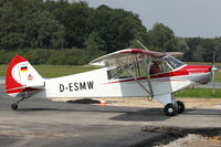 D-ESMW @ EDLD - Untitled, Piper PA-18-95 Super Cab, CN: 18-1522 - by Air-Micha