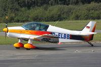 D-ELBB @ EDLD - Untitled, Jodel D.150 Mascaret, CN: 30 - by Air-Micha