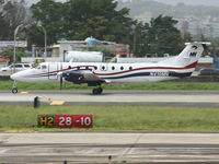 N410MN @ TJSJ - MN Aviation Beech 1900C (UC-167) N410MN @ SJU / TJSJ - by John van den Berg - C.A.C