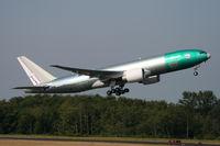 N854FD @ KPAE - KPAE Boeing 052 departing on first flight today