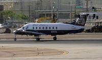 N257GL @ KPHX - Landing at PHX