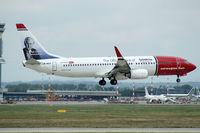 LN-NOT @ LIMC - Norwegian Air Shuttle @ Malpensa - by Jan Ittensammer