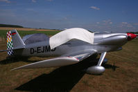 D-EJMD @ EGMA - Visiting for Flying Legends - by N-A-S