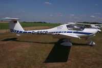 D-ESCP @ EGMA - Visiting for Flying Legends - by N-A-S
