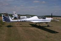 D-EWAO @ EGMA - Visiting for Flying Legends - by N-A-S