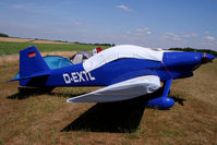 D-EXTL @ EGMA - Visiting for Flying Legends - by N-A-S