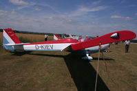 D-KIEV @ EGMA - Visiting for Flying Legends - by N-A-S