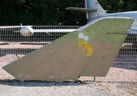 108 - Last piece of a French Air Force SMB2 preserved in the Savign-les-Beaune Museum - by Shunn311