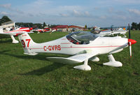 C-GVRS @ ESVS - Nice little aircraft from Canada - by Hans Spritt