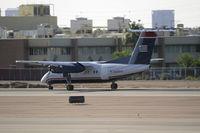 N449YV @ KPHX - Landing at PHX