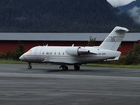 4X-CMY @ JNU - Visiting the state capital of Alaska; Juneau for the last couple of weeks. Think the passengers were cruising on Superyacht, either Timoneer or Blue Moon - by Gillfoto