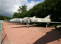 323 - S/n 323 - Mirage IIIR preserved inside Savigny-les-Beaune Museum... - by Shunn311