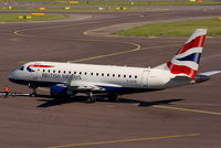 G-LCYE @ EHAM - British Airways operated by Cityflyer Express - by Chris Hall