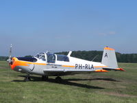 PH-RLA @ EBDT - Schaffen - Diest Oldtimer Fly - In , Belgium , Aug 2010 - by Henk Geerlings